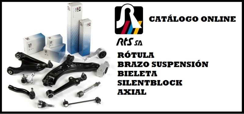 CATALOGO RTS-SA