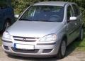 OPEL CORSA C 2003-2006