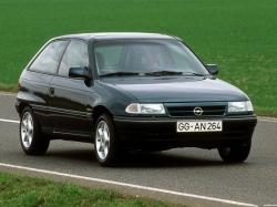 OPEL ASTRA F 1991-1998
