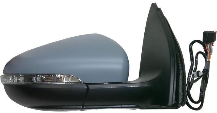 Espejo retrovisor electrico derecho plegable for Espejo retrovisor derecho