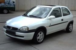 OPEL CORSA B 1992-2000