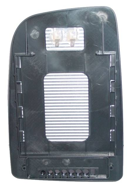 Cristal espejo retrovisor derecho superior termico soporte cuadrado mercedes sprinter 2006 - Espejo retrovisor mercedes sprinter ...