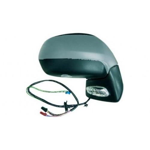 Espejo retrovisor electrico derecho con intermitencia for Espejo retrovisor derecho