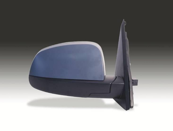 Espejo retrovisor electrico derecho opel meriva 2003 2006 for Espejo retrovisor derecho